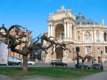 Одесса - город красоты и древней истории