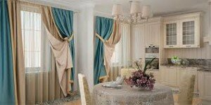 модные шторы 2014